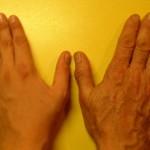 moje dłonie za 30 lat