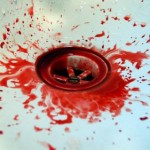 oddał krew,ale za co?