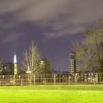 nocna wiosna w zimie