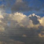 poziom chmur