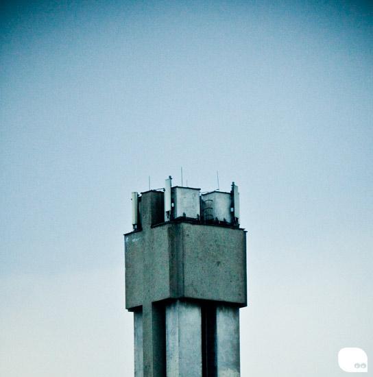 wieża sanktuarium